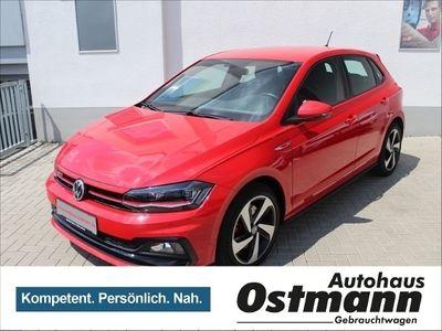 gebraucht VW Polo GTI VI 2.0TSI KLIMA*LED*NAVI*ALU