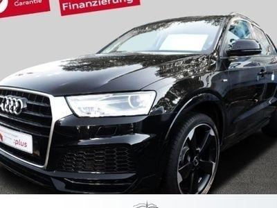 gebraucht Audi Q3 1.4 TFSI S line AHK-klappbar LED-Tagfahrlicht Multif.Lenkrad Klimaautom. Tempomat
