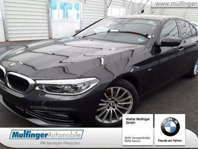 gebraucht BMW 530 d Sport Standh.AHK KomfSitz+Bel.SoftCl.ACC P+ (Spo