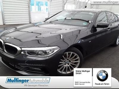 used BMW 530 d Sport Standh.AHK KomfSitz+Bel.SoftCl.ACC P+ (Spo