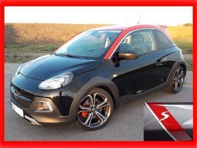 "gebraucht Opel Adam 1.4T Rocks S, IntelliL+18""+Insp+Garantie"
