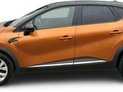 gebraucht Renault Captur CapturTCe 100 Experience Deluxe Klimaauto Navi