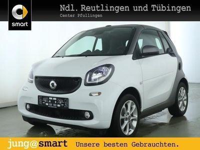 used Smart ForTwo Cabrio prime (Leder Klima el. Fenster)