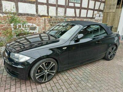 gebraucht BMW 120 Cabriolet d Aut.....Nur heute 6500 €