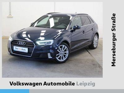 gebraucht Audi A3 Sportback 1.4 TFSI sport *DSG*NAVI*LED*SHZ*