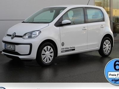 gebraucht VW up! up! 1.0 moveAllwetter 4-türig Bluetooth Model