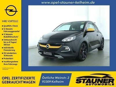 gebraucht Opel Adam Rocks S 1.4 *OPC-Unlimited*Klimaautomatik*