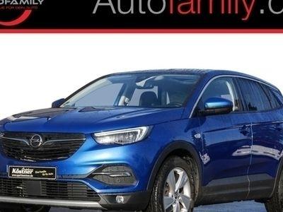 gebraucht Opel Grandland X INNOVATION 1.2 AT +NAVI+PANORAMA+