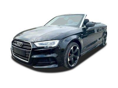 gebraucht Audi A3 Cabriolet A3 1.5 TFSI Cabrio sport S-LINE NAVI SHZ PDC LED