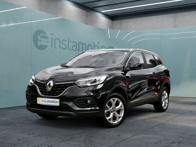 gebraucht Renault Kadjar KadjarBUSINESS Edition TCe 140 NAVI KLIMA SHZ P