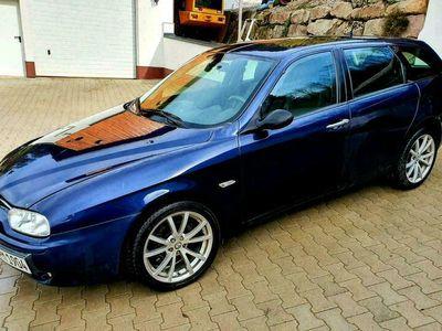 gebraucht Alfa Romeo 156 2,4 JTD SW
