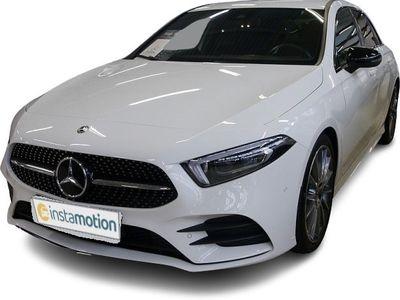 gebraucht Mercedes A220 A 220d AMG NIGHT+PREMIUM-NAVI+MULTIBEAM+AMBIENT