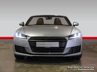 gebraucht Audi TT Roadster 2.0 TDI ultra LED-Scheinwerfer