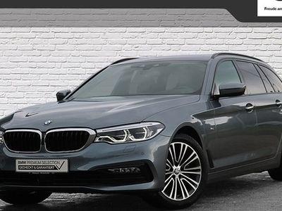 gebraucht BMW 520 d xDrive Touring Sport Line