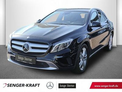 "gebraucht Mercedes GLA200 4M+URBAN+STANDH.+DISTRONIC+18""-LM+XENON"