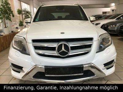 gebraucht Mercedes GLK350 AMG KlasseCDI 7G-7G-TRONIC PLUS 4Matic