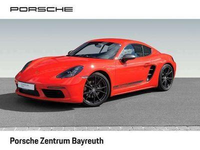 gebraucht Porsche 718 Cayman T *INTERIEUR T*BOSE*CARPLAY*KAMERA*