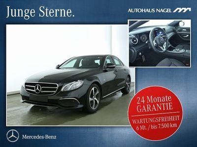 gebraucht Mercedes E220 Avantgarde+SPORTSTYLE 9G+LED+R-Kamera