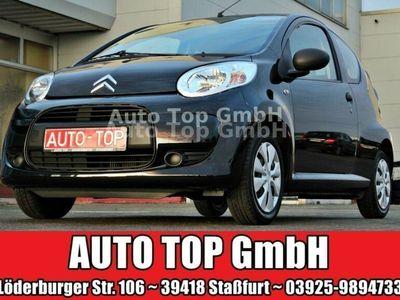 gebraucht Citroën C1 1.0 Start&Go SERVO*ABS*EU-4*SR/WR*