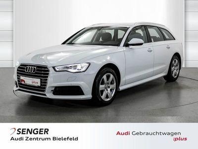 gebraucht Audi A6 Avant 2.0 TDI ultra Navi Tempo Xenon Sitzhzg.