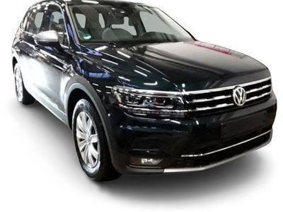 gebraucht VW Tiguan Allspace Tiguan2.0 TDI DSG 4M 190PS Highline 7-Sitze ActiveInfo Navi LED