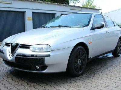 gebraucht Alfa Romeo 156 Alfa 2.0 T.Spark mit Leder / Vollfahrbereit