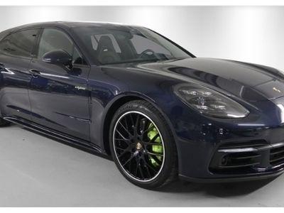 gebraucht Porsche Panamera 4 E-Hybrid Sport Turismo Nachtsicht
