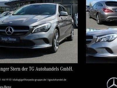 gebraucht Mercedes CLA250 Shooting Brake Urban KAMERA+NAVI+LED.LICHT+MEDIA.DISPL