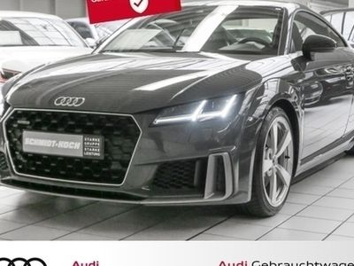 gebraucht Audi TT Coupé 45 TFSI quattro S tronic Allrad Navi PDC