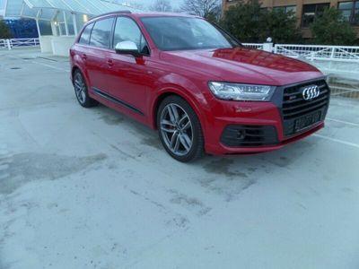 gebraucht Audi SQ7 4.0 TDI quattro Exclusive uvNP: 140T¤