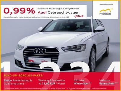 gebraucht Audi A6 Avant 2.0 TDI S-TRO*LEDER*STDHZ*SHZ*PDC*GRA*