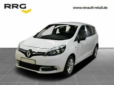 gebraucht Renault Grand Scénic III Grand Scenic1.5 DCI 110 FAP LIMITED BUSINESS