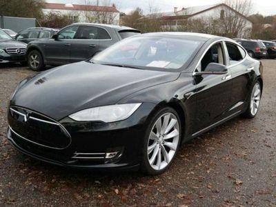 gebraucht Tesla Model S Signature Perform. Leder/Alc Supercharge