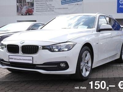 gebraucht BMW 320 d T. SPORT LINE NAVI KAMERA FSE KLIMA SHZ