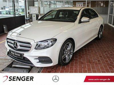 gebraucht Mercedes E200 AMG Line Comand Widescreen LED 360°Kamera Fahrzeuge kaufen und verkaufen