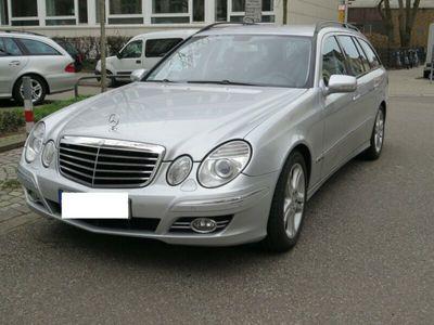 gebraucht Mercedes E320 CDI 4Matic Automatik Elegance DPF