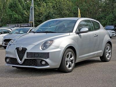 gebraucht Alfa Romeo MiTo Super 1.4 8V Navi e-Sitze LED-hinten Multif