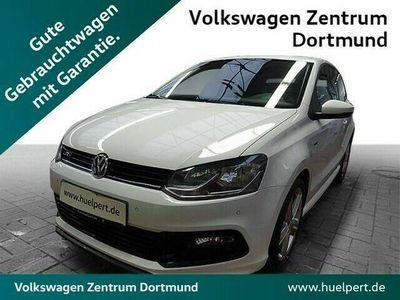 gebraucht VW Polo 1.0 R-Line Ext. RADIO/KLIMA/PDC/ALU17