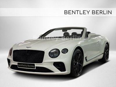 gebraucht Bentley Continental GTC W12 - NP: 294T€ - BERLIN