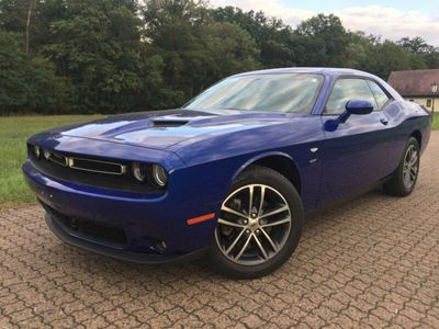 gebraucht Dodge Challenger GT V6 Allrad wenig km