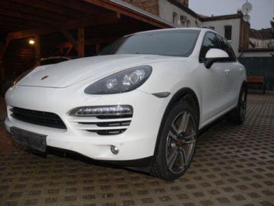 gebraucht Porsche Cayenne Diesel Tiptronic S