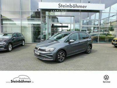 gebraucht VW Golf Sportsvan United 1.0TSI Navi SHZ Parkpilot