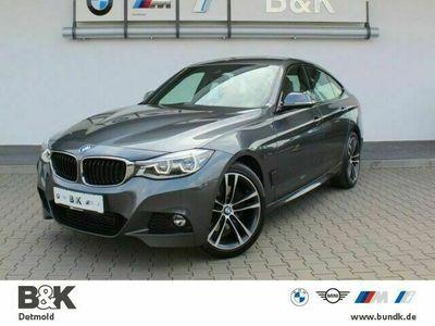 """gebraucht BMW 330 Gran Turismo d M Sport NaviP HUD Ad.LED 19"""""""