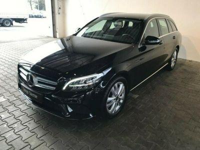 gebraucht Mercedes C180 d T Avantgarde+LED+Navi+Rückfahrkamera+++