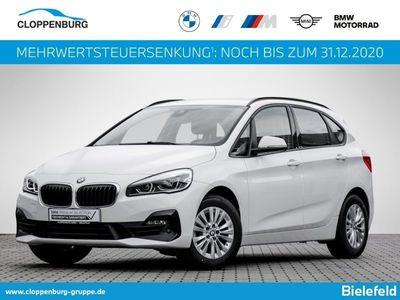 gebraucht BMW 218 Active Tourer i Advantage LED Navi Tempomat