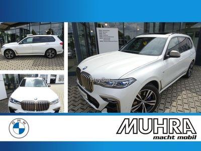 gebraucht BMW X7 9.7 M50iA UPE 1200 HiFi