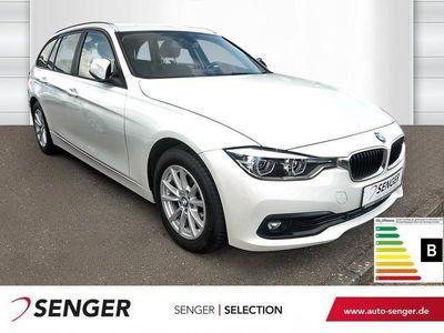 gebraucht BMW 320 d Touring LED Navi Sitzheizung Licht-Paket