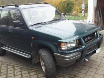 gebraucht Opel Monterey 3, 2 V6 in gebrauchtem Zustand, alles funktioniert