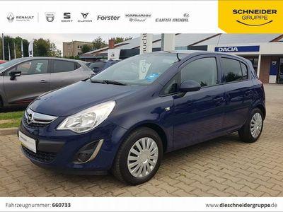 gebraucht Opel Corsa D 1.3 CDTI DPF Navi ECOTEC PDC KLIMA