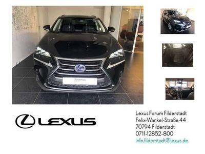 gebraucht Lexus NX300h NX 300 hE-FOUR Luxury Line 1.HandPrem.Navig./ACC-